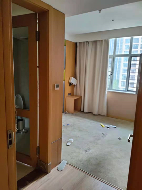 宾馆酒店拆除
