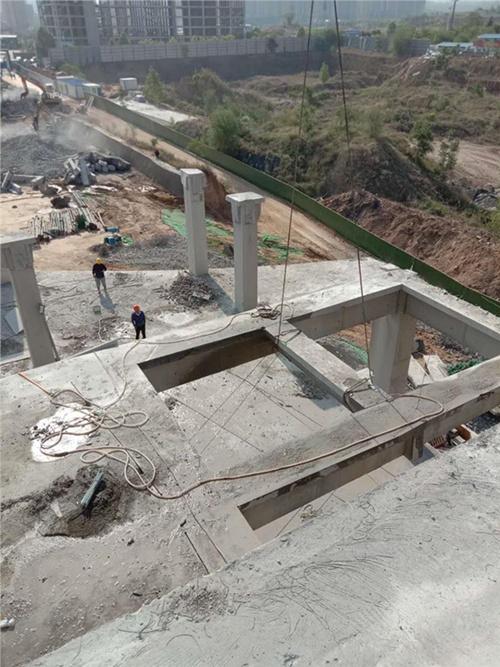 西安桥梁拆除