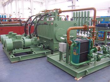 四川长久液压系统安装成功案例