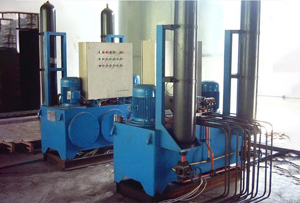 四川黄磷炉液压系统