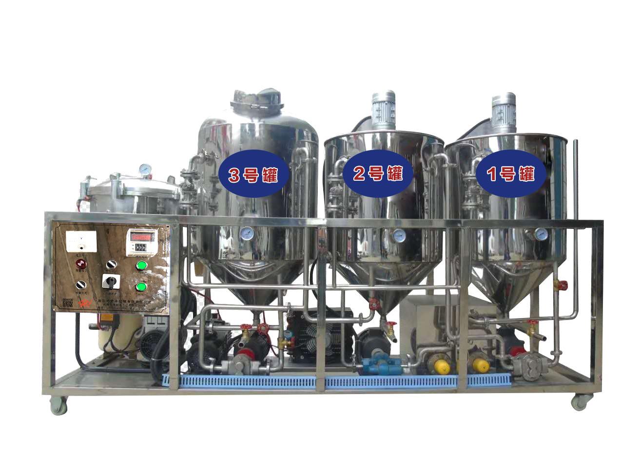 LYX3-II型精煉設備