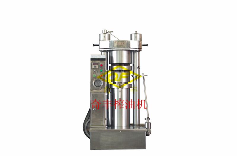 YZYJ-10KG自动液压榨油机