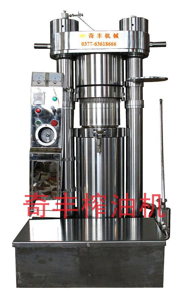 YZYJ-15KG自动液压榨油机