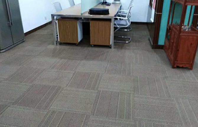 常州地毯清洗案例