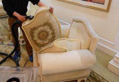 常州沙发清洗案例