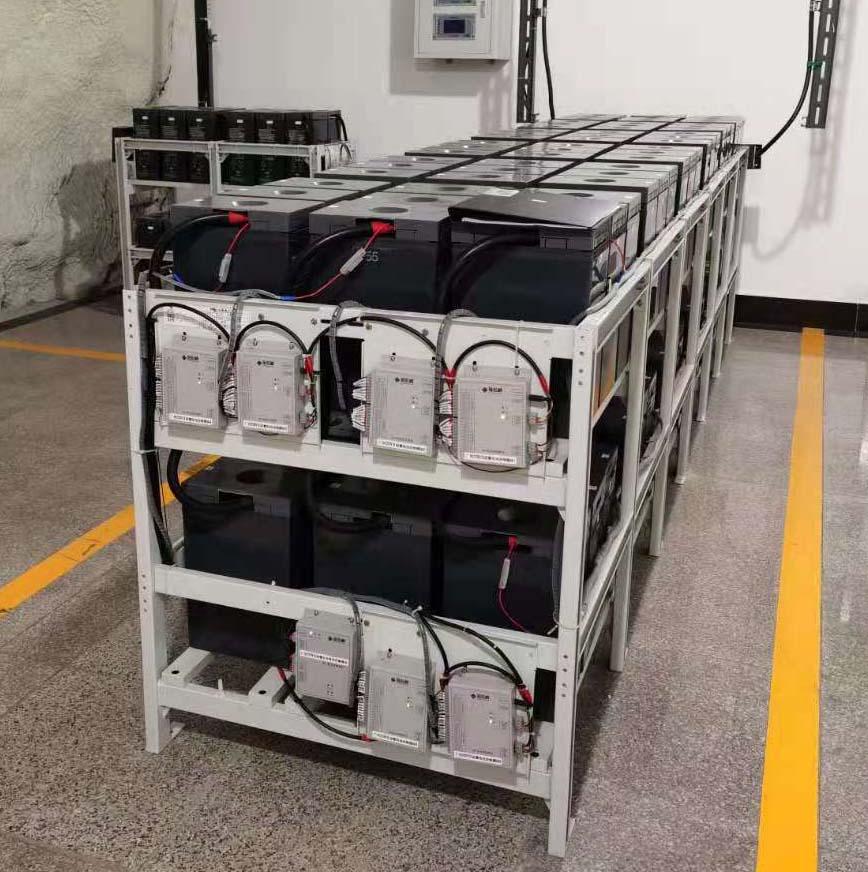 蓄电池案例