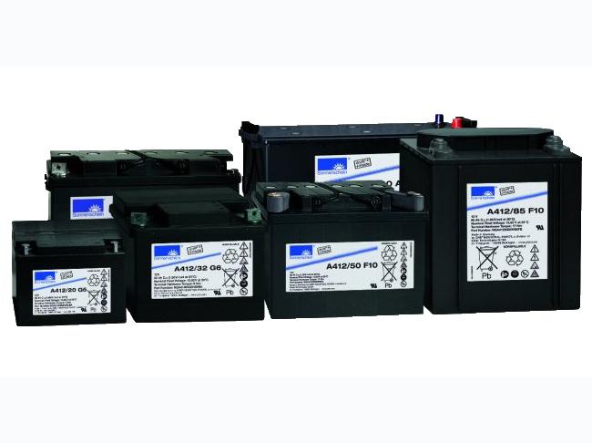 德国阳光A400电池