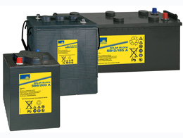 德国阳光蓄电池-Solar Block 系列