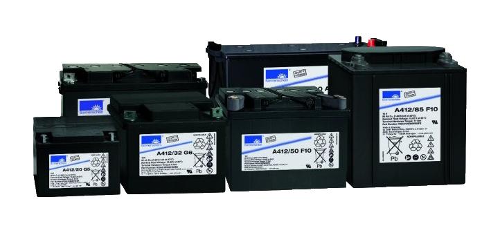 德国阳光蓄电池产品特征