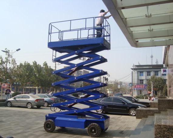 四川升降平台厂家