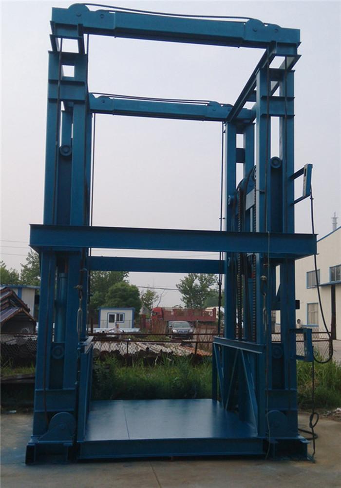 四川导轨式升降机