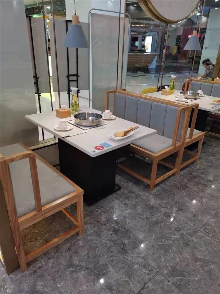 火锅店桌椅材质如何选择?