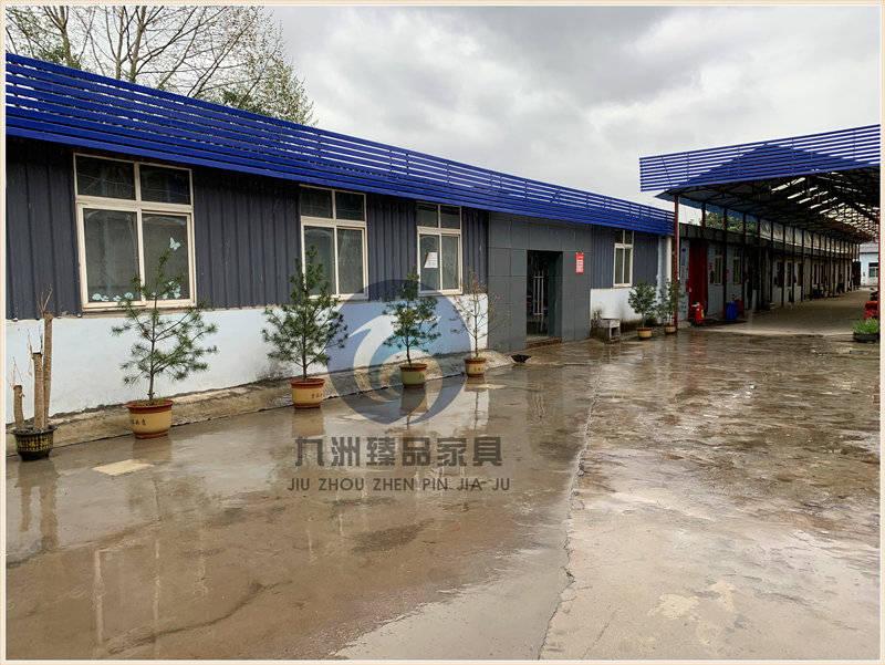 西安九洲臻品家具工厂大院