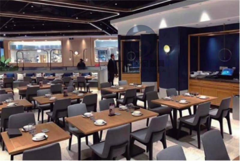 西安中式餐饮家具