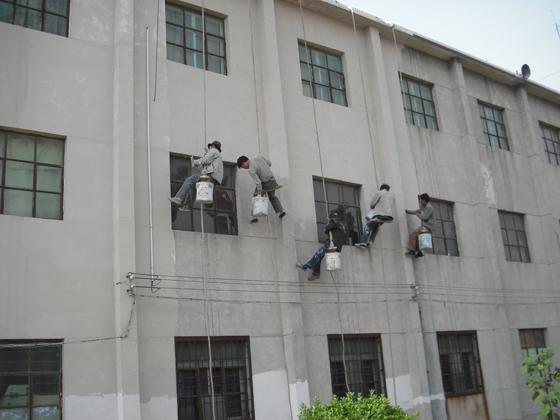 成都外墙翻新的施工方案有哪些?