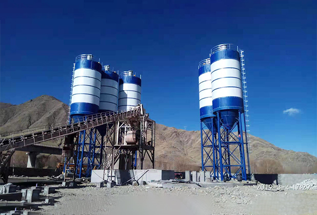 四川水泥搅拌站设备有多大的你都知道吗?
