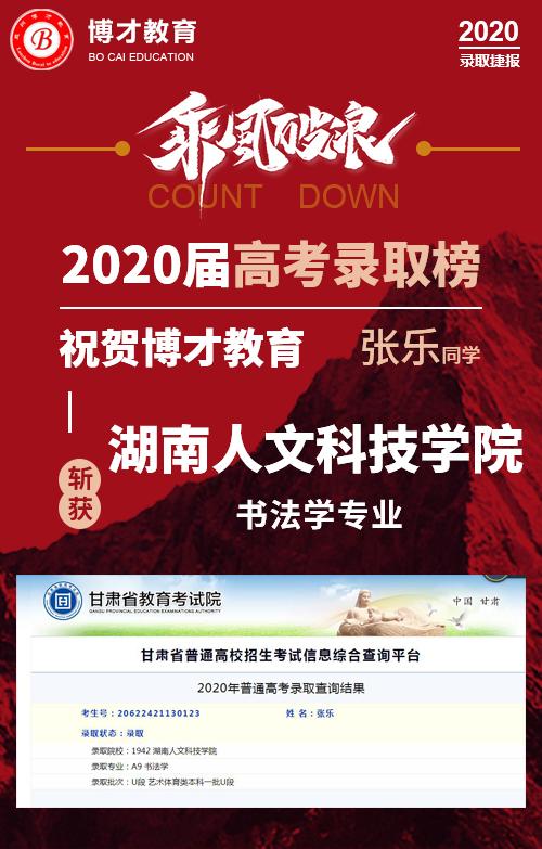 张乐-湖南人文科技学院