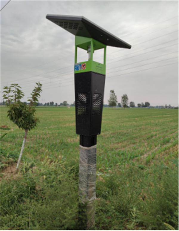 延津县现代农业产业园农情监测与绿色防控设备采购项目验收