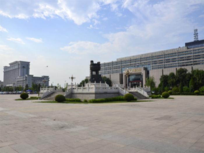 宁夏文化艺术中心工程案例