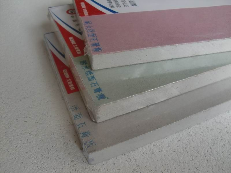 用了这么久的龙牌石膏板了,那么你知道你用的是真的龙牌石膏板吗?