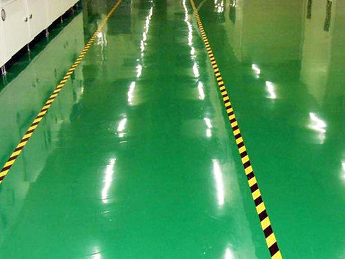 你知道吗?工厂采用四川固化剂地坪是非常好的选择