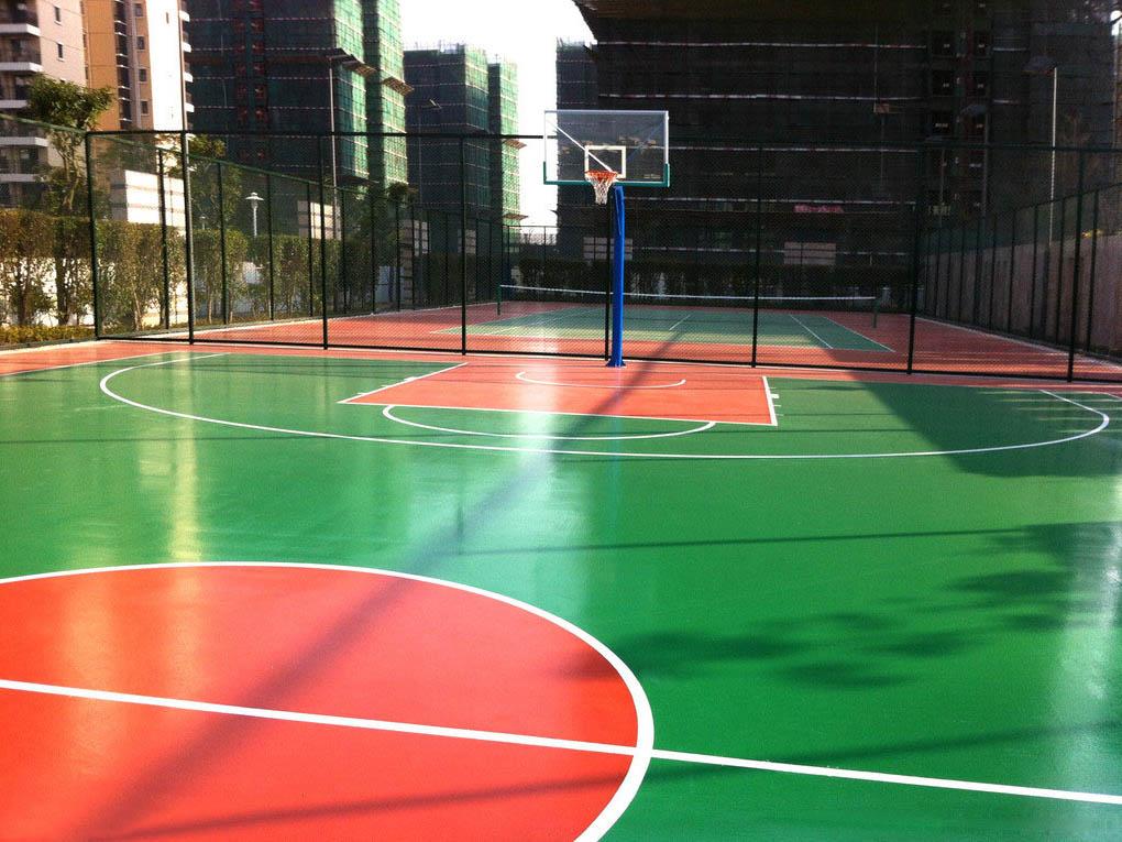 想要知道四川硅PU球场的性能特点吗?请看这里