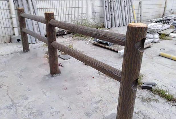 四川仿树皮栏杆厂家