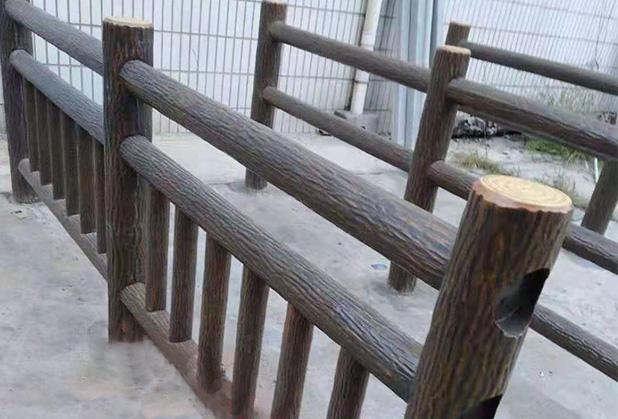 四川户外仿木栏杆
