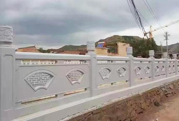 四川铸造石栏杆
