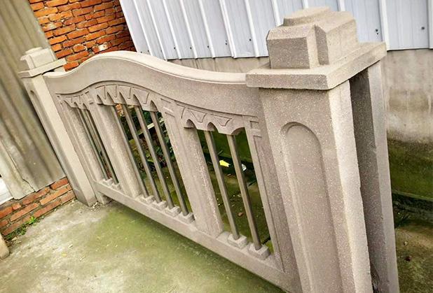 四川铸造石栏杆厂家