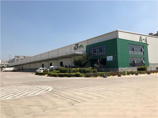 西安高新产业园:普洛斯高薪产业园2期案例