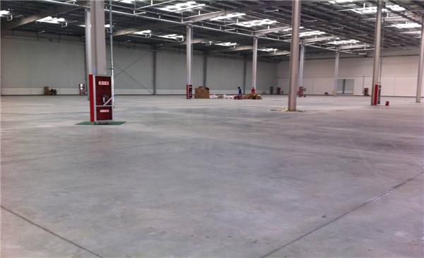 西安地基承载式地坪生产