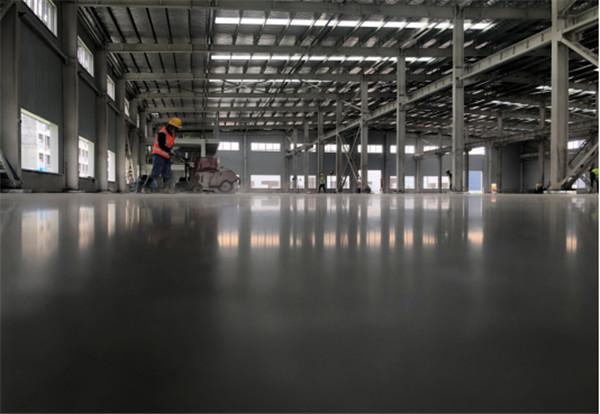 西安超平地坪施工