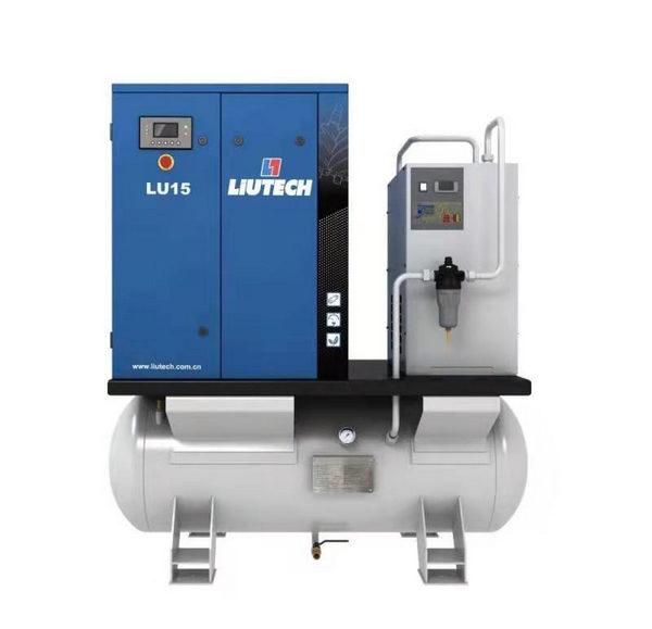 激光切割空压机应用解决方案