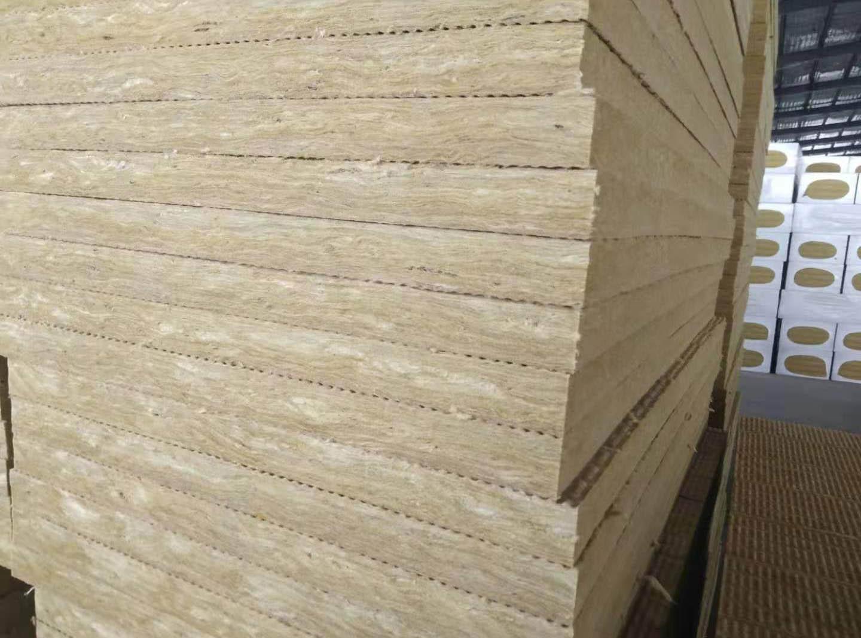 影响岩棉保温板抗压强度的因素分析