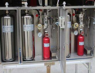 调试陕西厨房自动灭火装置前应注意要点