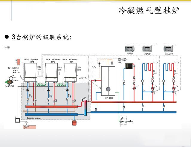 唐园小区wellant瑞能壁挂炉(大眼睛系列)+地暖改造现场