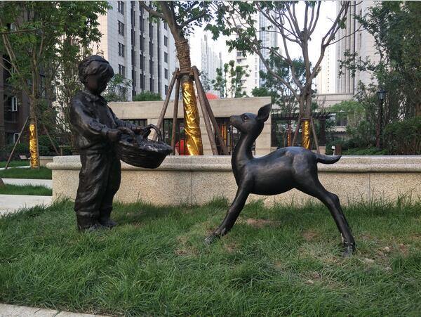 河南铸铜雕塑加工