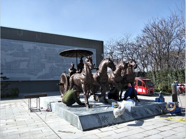 河南铸铜雕塑厂家