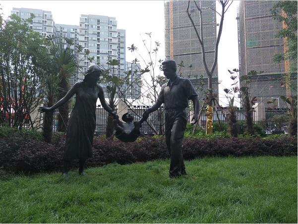 郑州铸铜雕塑