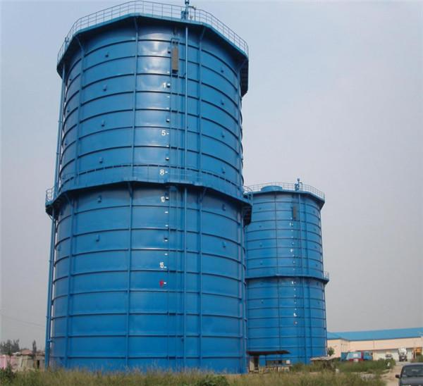 5千m3干式橡胶膜气柜