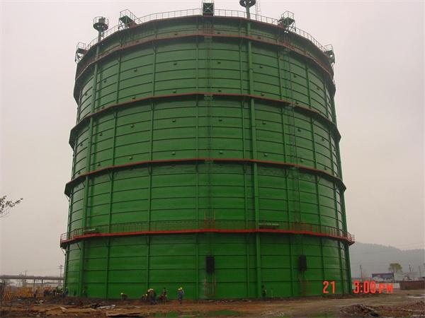 西安干式煤气柜结构稳定的因素,你学会了吗!