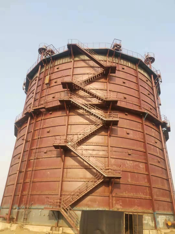 干式煤气柜在钢铁联企业生产中的作用