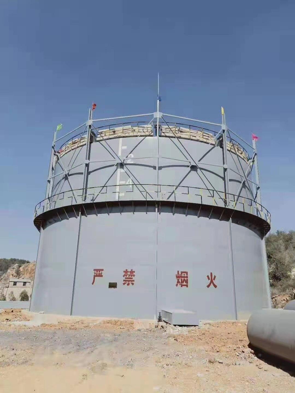 2500立方米湿式气柜