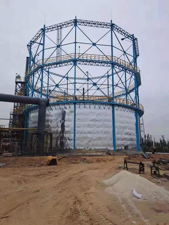 1万立方米湿式气柜