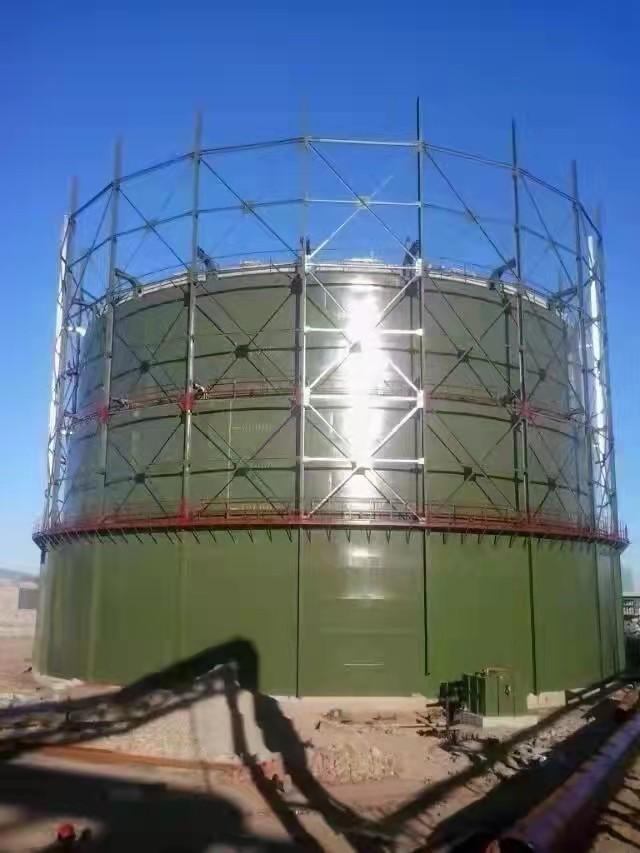 2万立方米湿式气柜