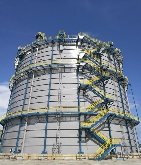 干式煤气柜结构稳定的因素有哪些?