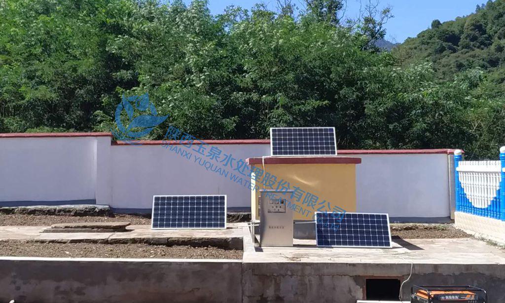 太阳能消毒设备
