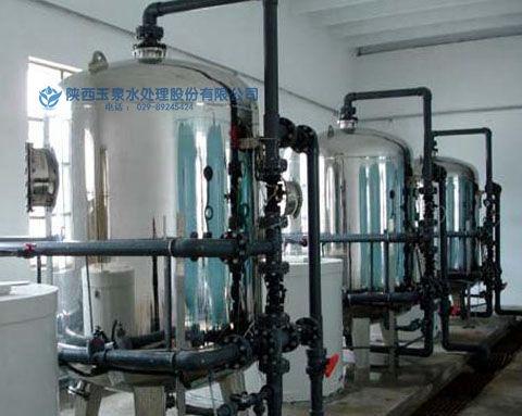 陕西水净化除砷氟设备