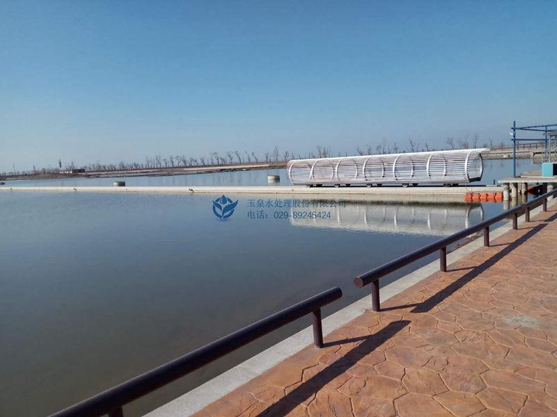 游泳池水上乐园循环水净化案例